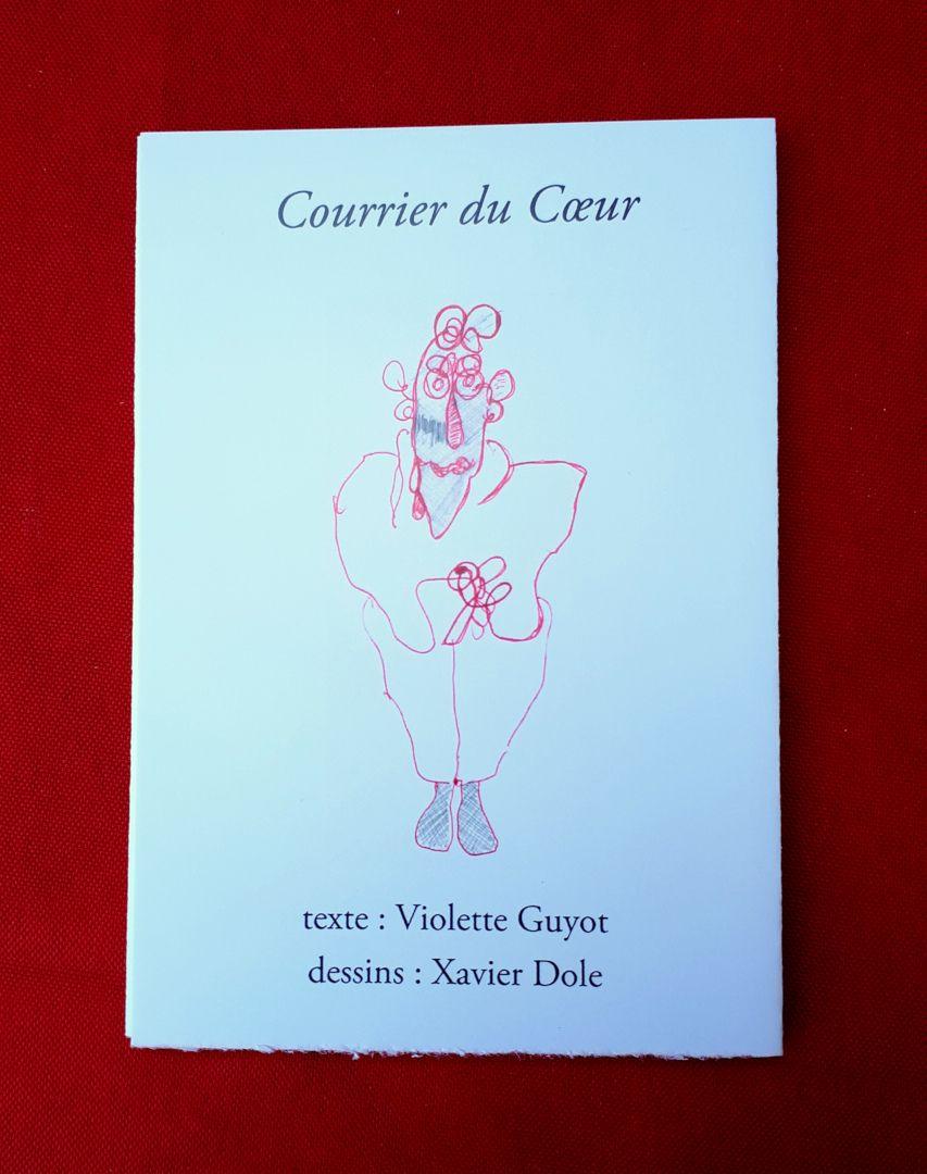 Courrier du Cœur, de Violette Guyot et Xavier Dole