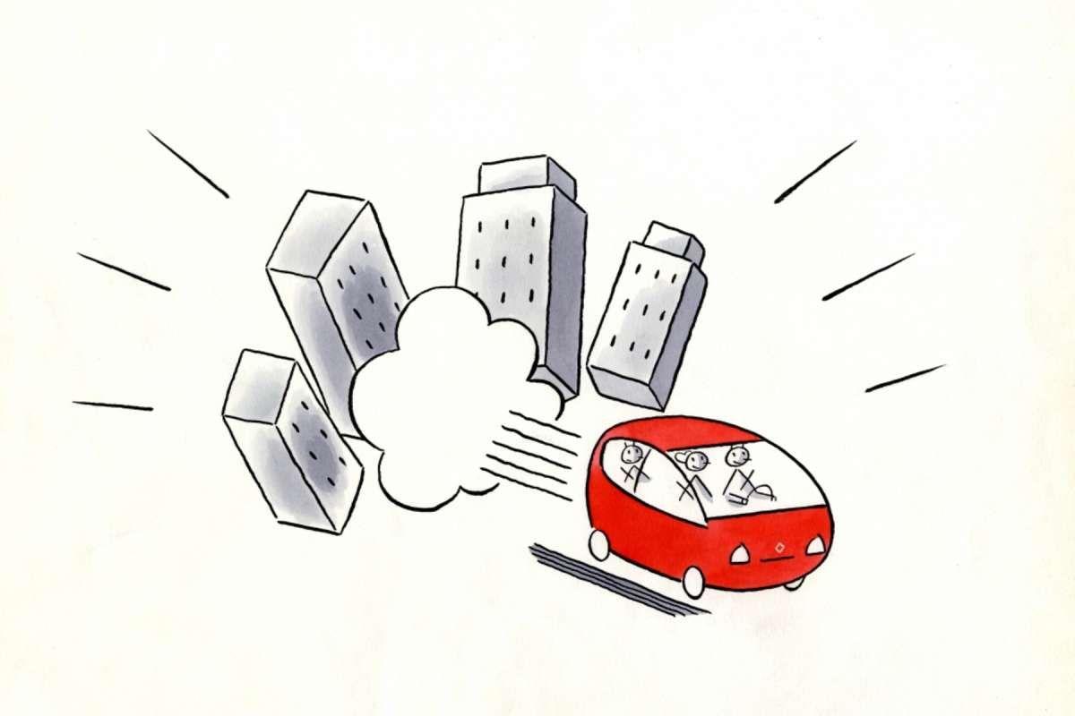 La Twingo par Petit-Roulet