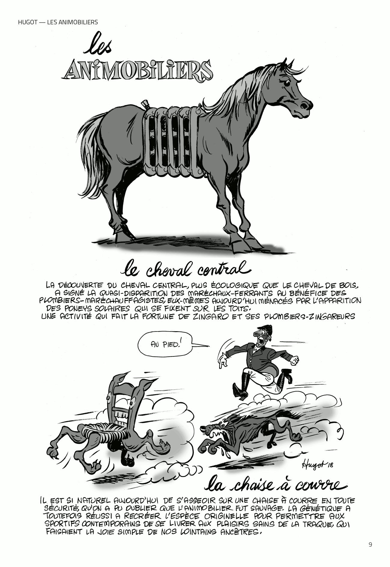 Hugot – Les animobiliers
