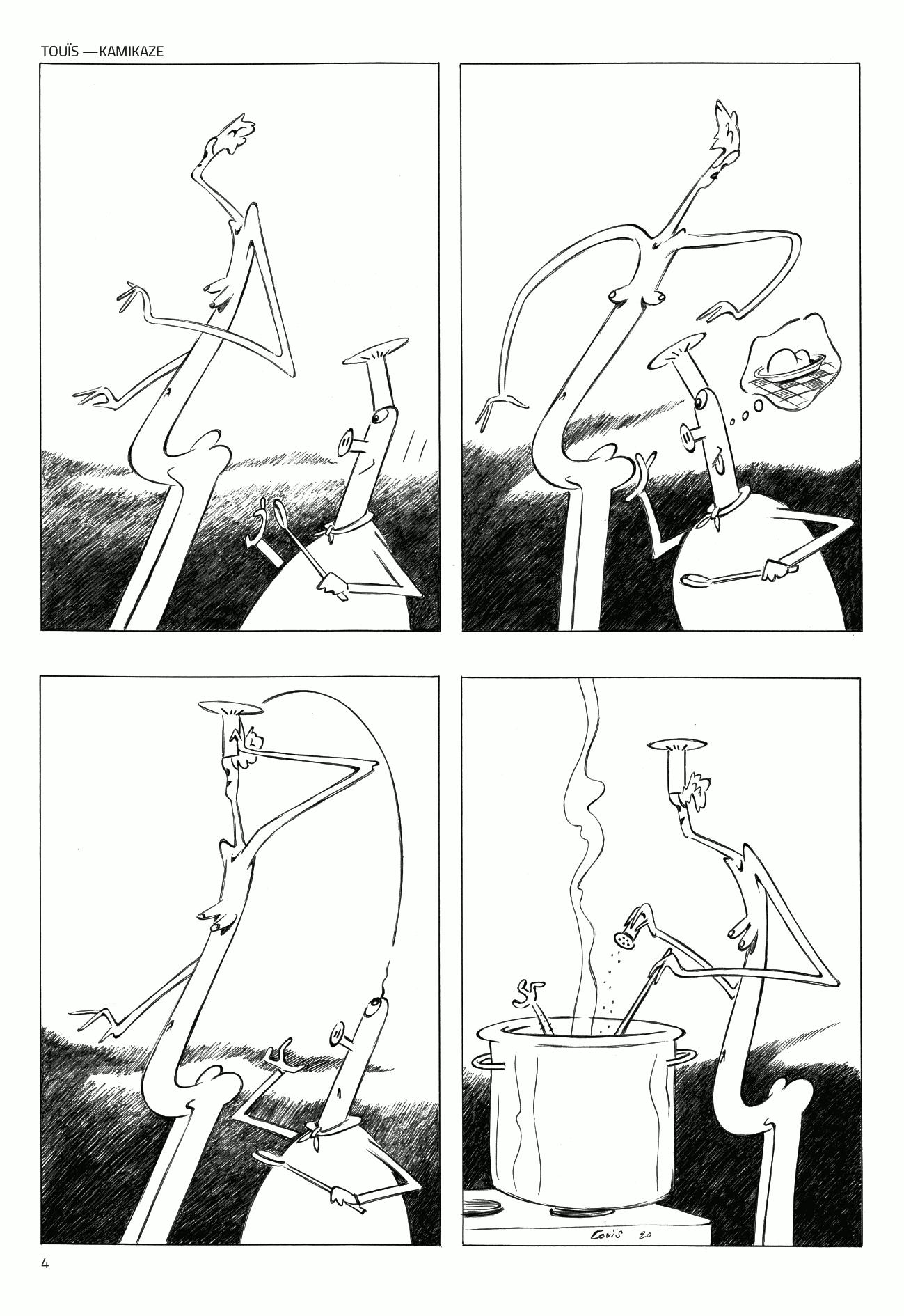 Touïs – Kamikaze