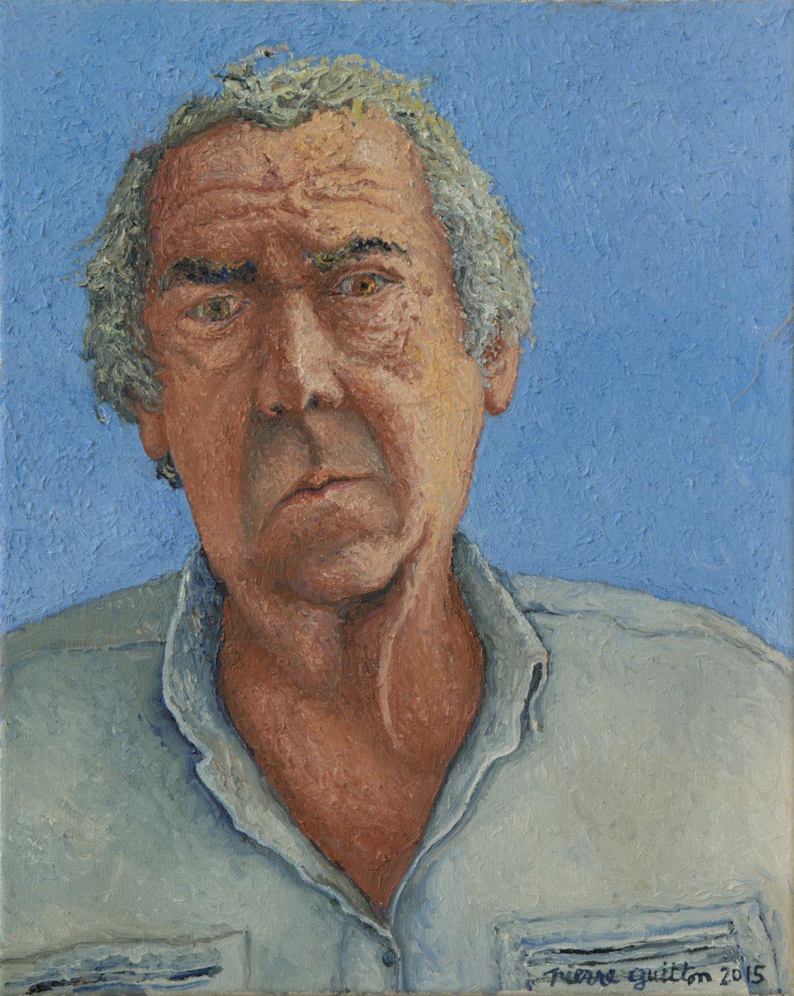 Autoportrait de Pierre Guitton