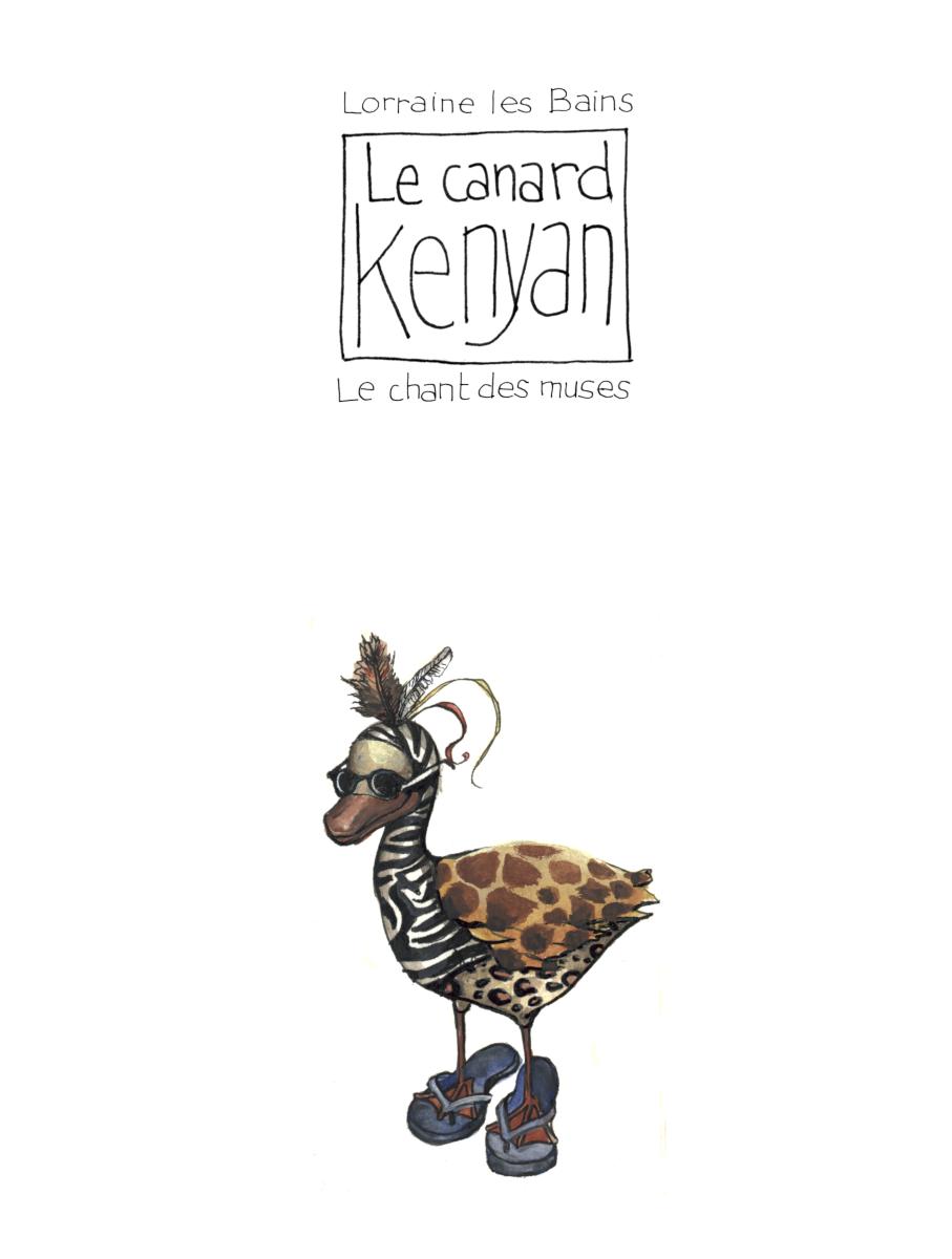 Le canard kenyan