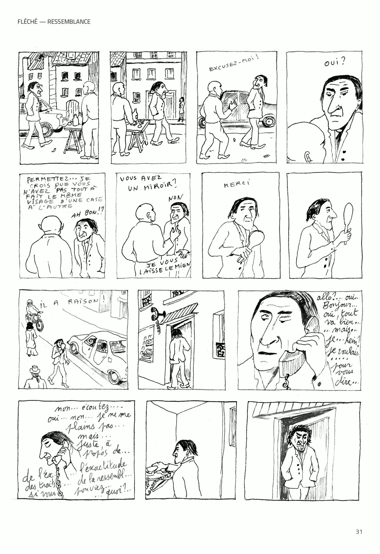 Masse – La collèque