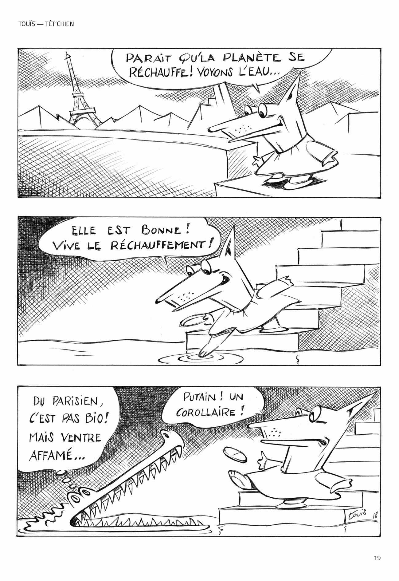 Touïs – Têt'chien